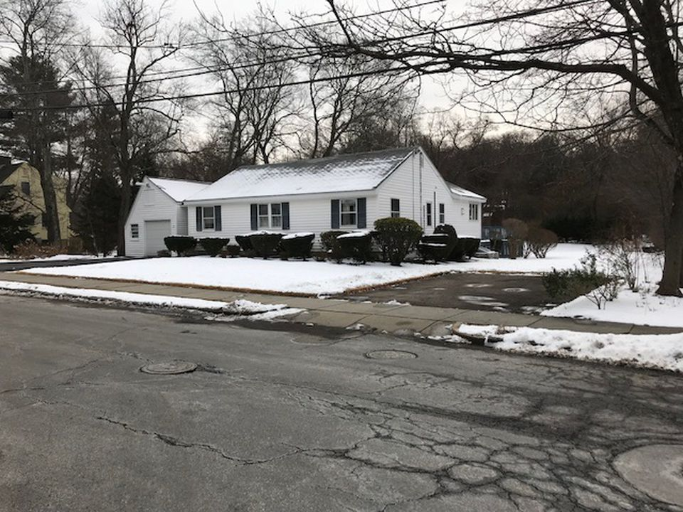 Newton Highlands Home, MA Real Estate Listing