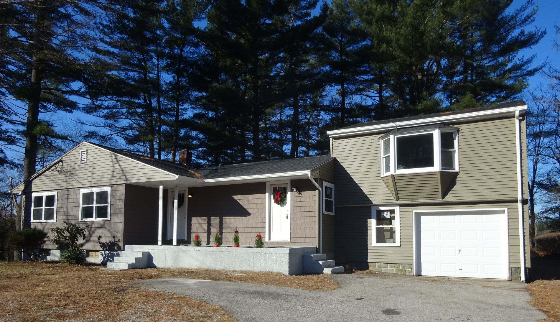 Douglas Home, MA Real Estate Listing