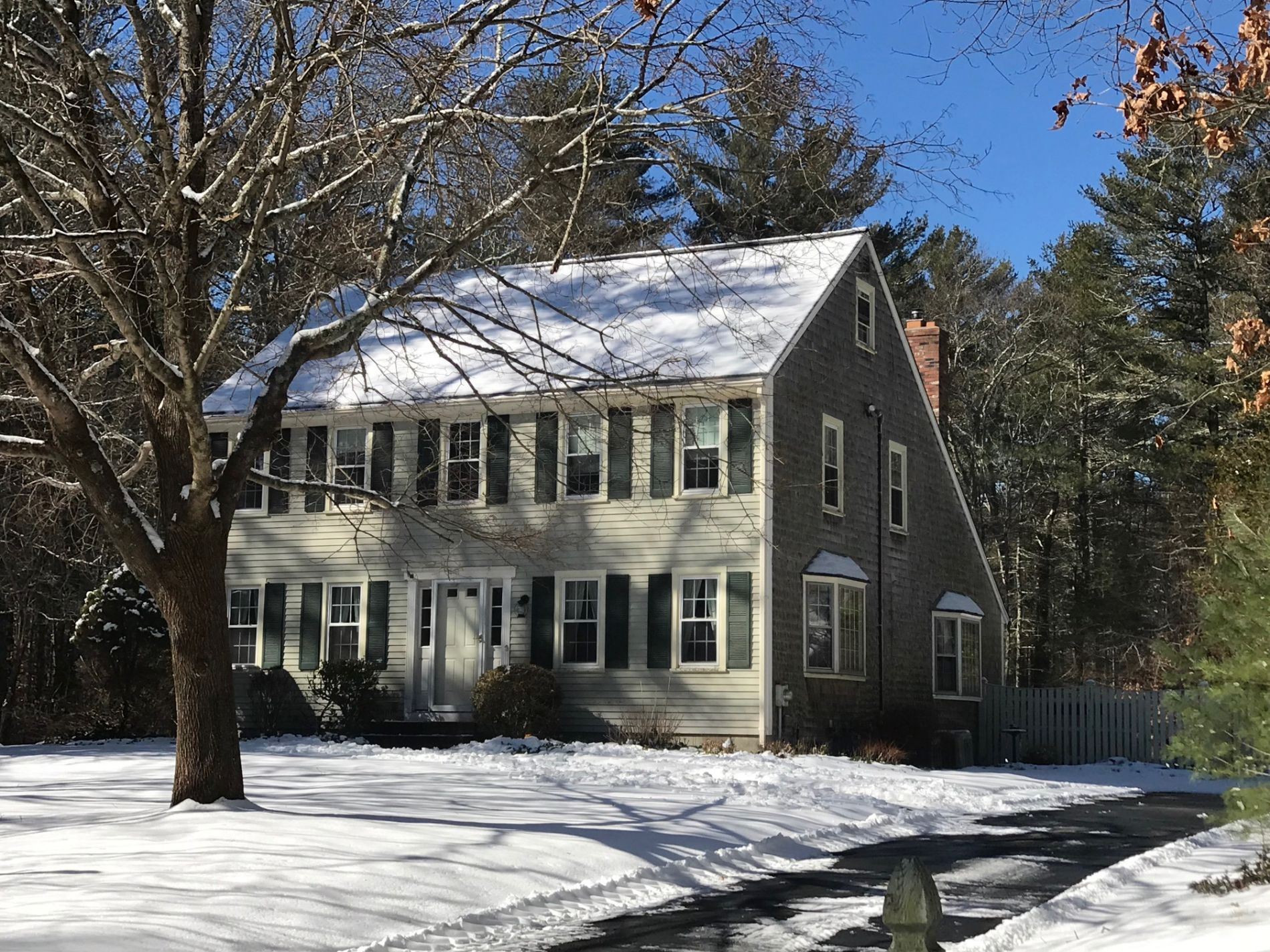 Rochester Home, MA Real Estate Listing
