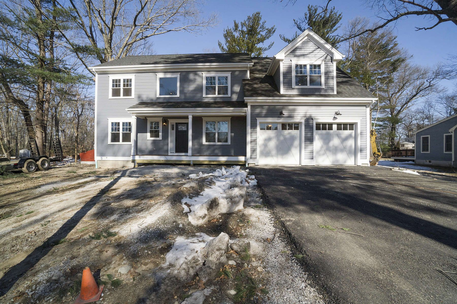 Natick Home, MA Real Estate Listing