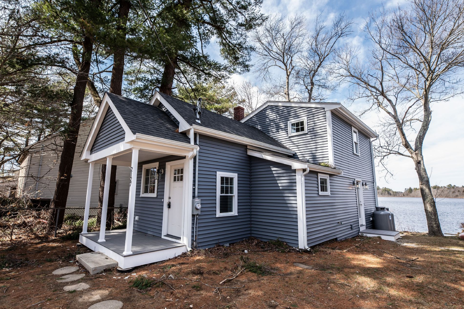 Bridgewater Home, MA Real Estate Listing