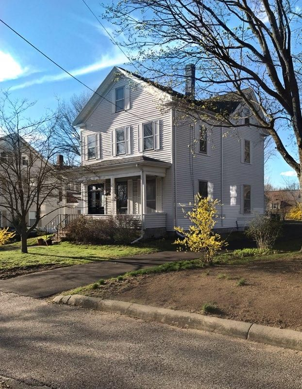 Dedham Home, MA Real Estate Listing