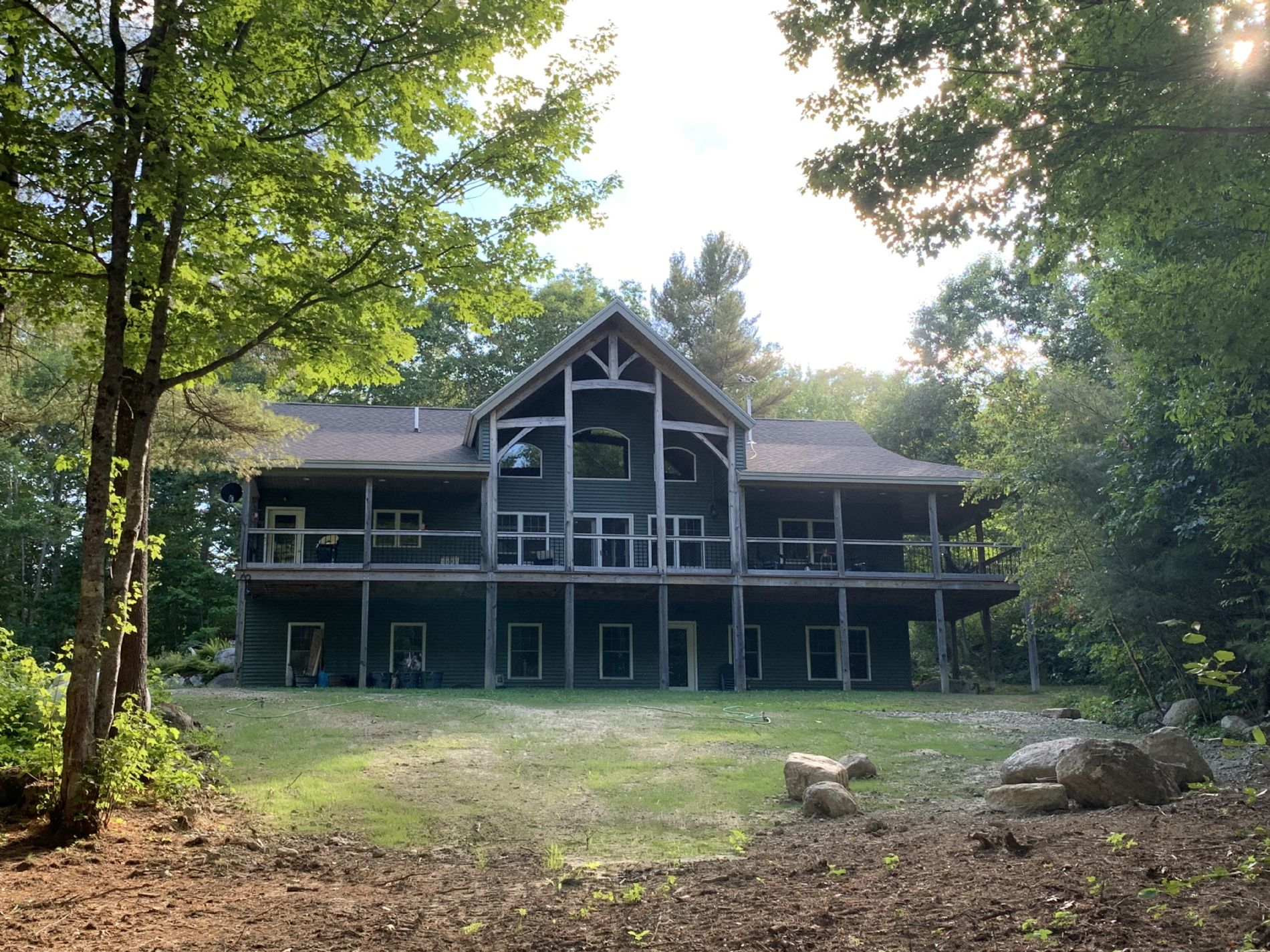Prospect Home, ME Real Estate Listing