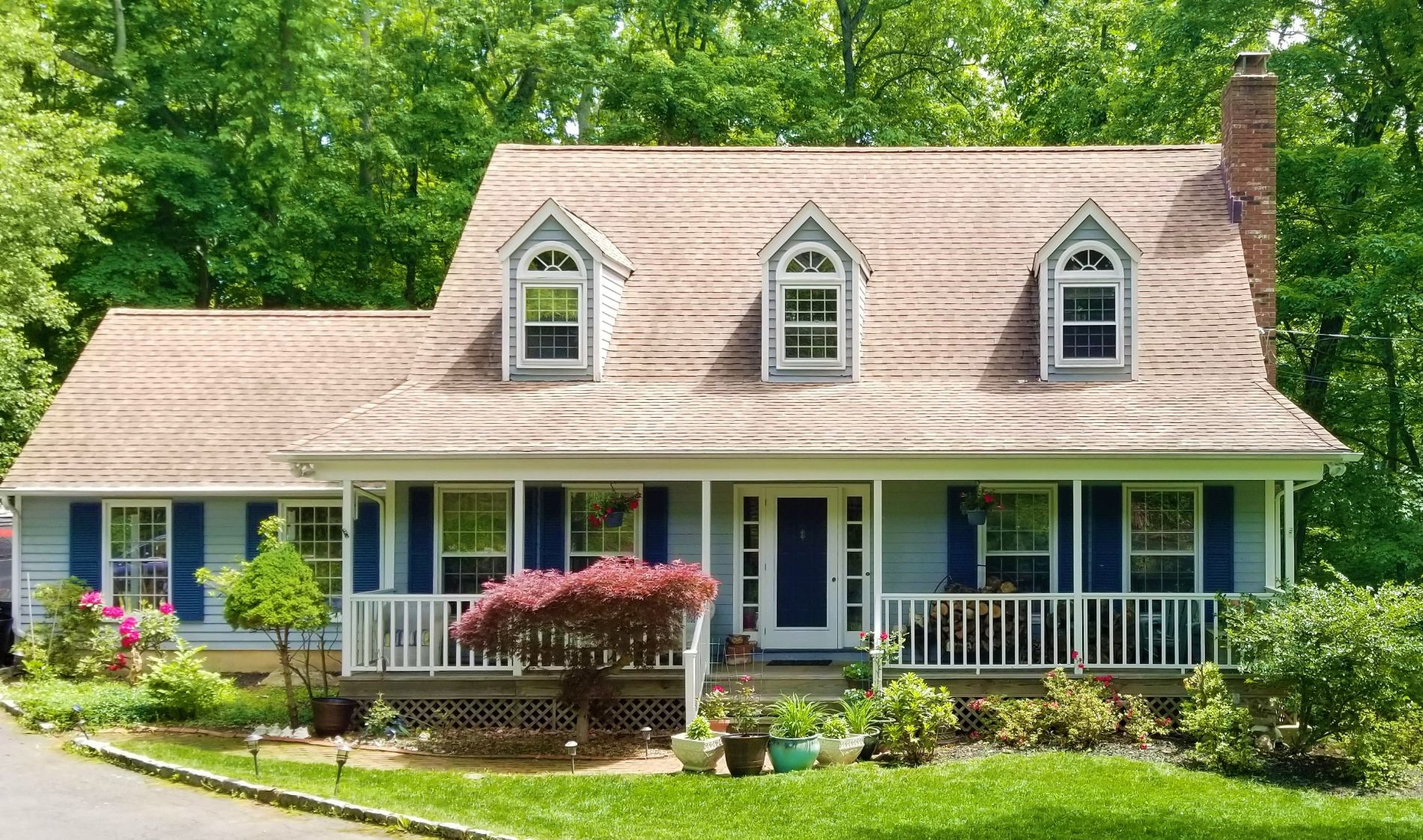 Weston Home, CT Real Estate Listing