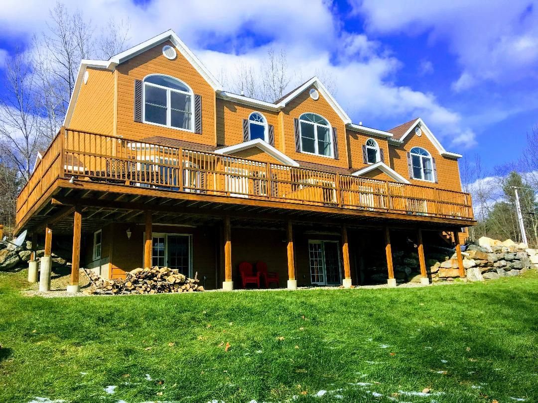 Stowe Home, VT Real Estate Listing