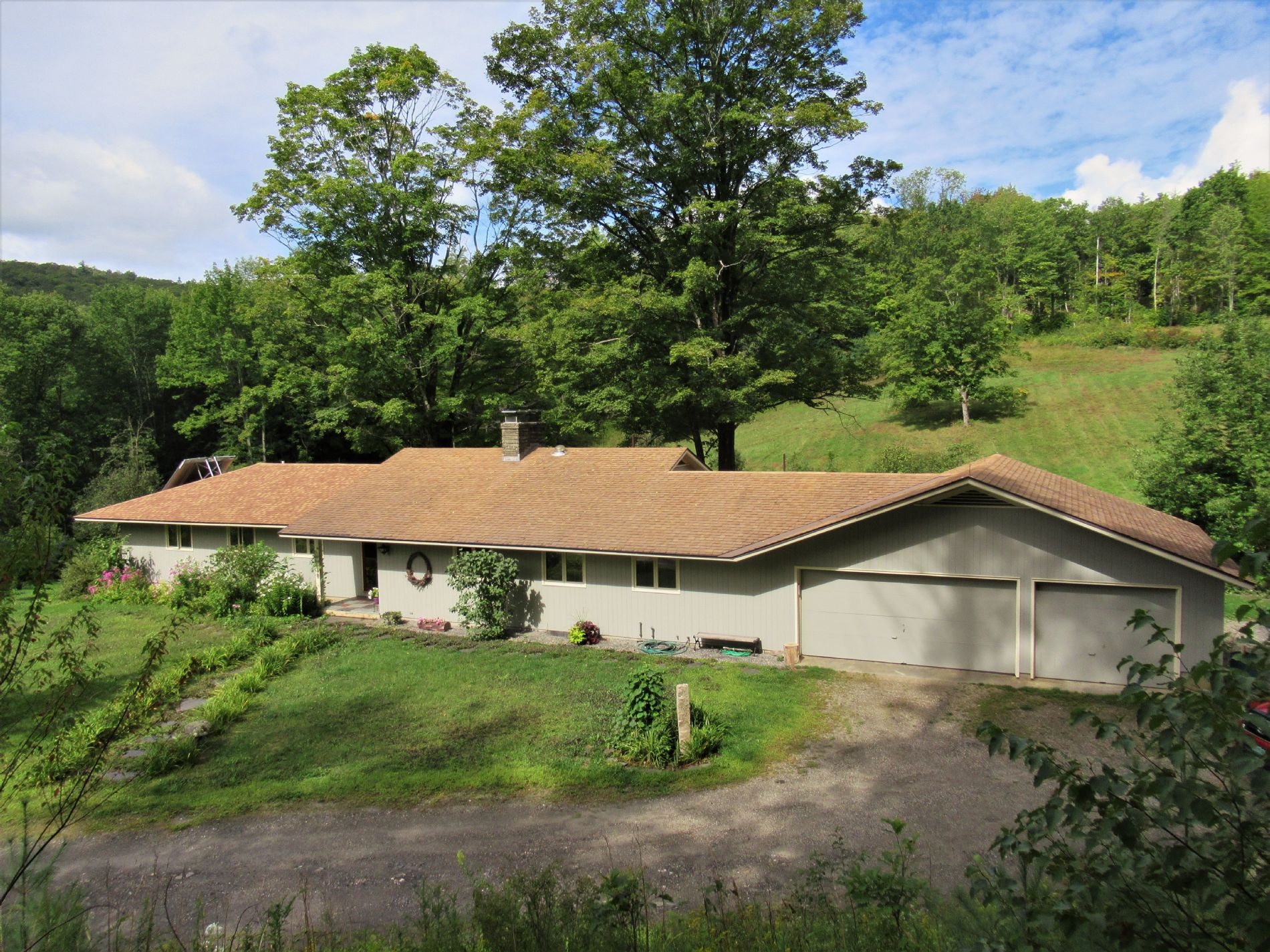 Weathersfield Home, VT Real Estate Listing